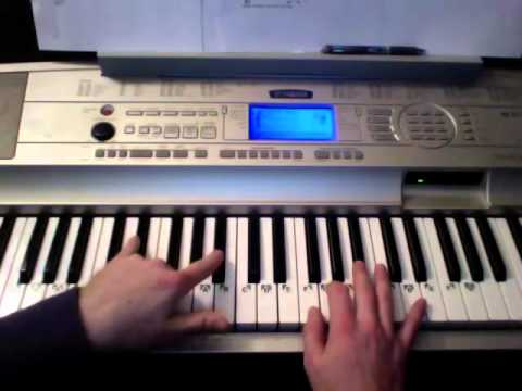 Tongue Tied- Grouplove Piano Lesson Todd Downing