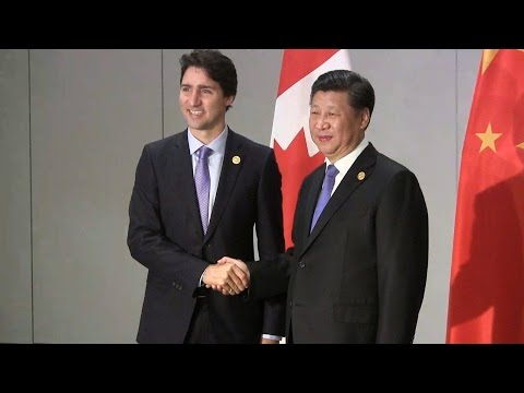 Justin Trudeau aims to bolster 'friendship' with China