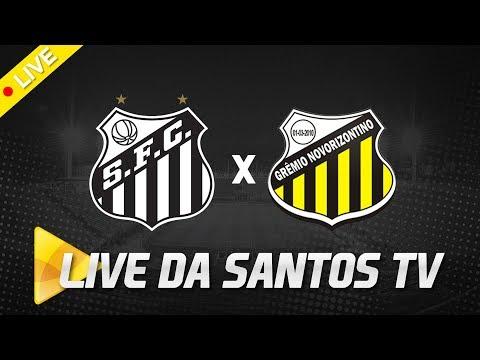 LIVE: SANTOS 0 X 1 NOVORIZONTINO | PAULISTÃO (15/03/19)