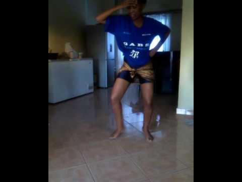Dancing To Kwasa Kwasa (Botswana Girl)