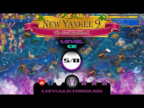 New Yankee 9 - Level CE 5 / B Walkthrough (The Evil Spellbook) |