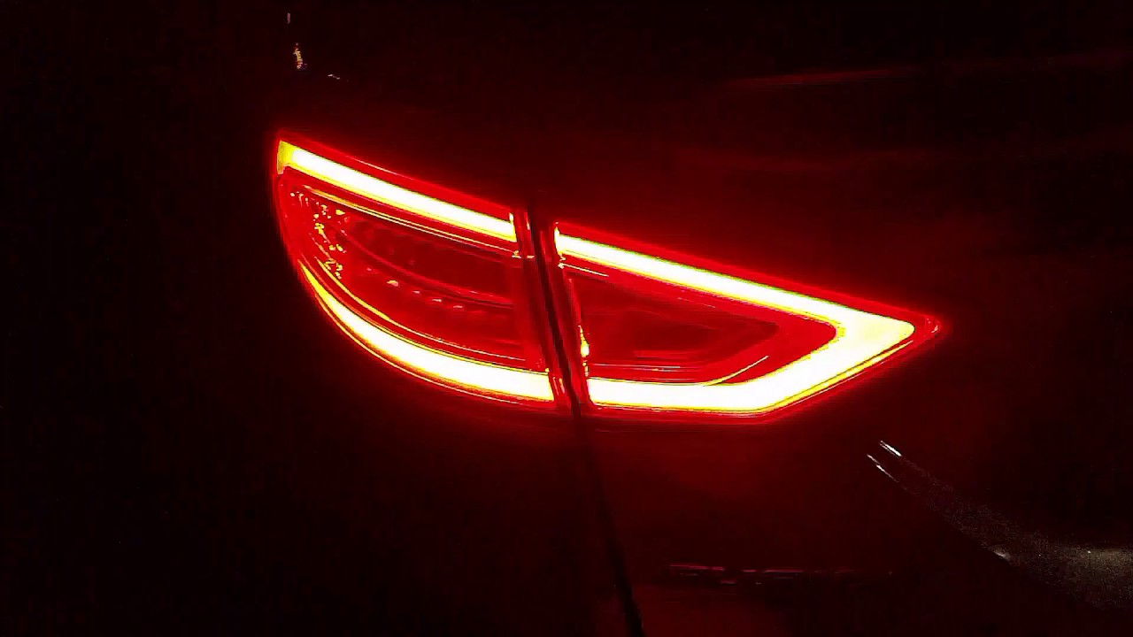 2017 Fusion Night Lights Led