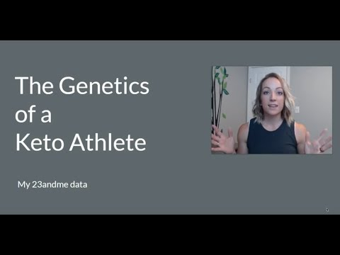 What's in my Genes: My 23andme Data