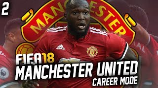 Fifa 18: manchester united career mode #2 - pre-season starts