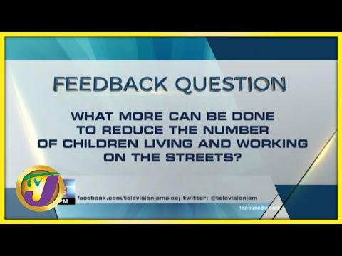 Feedback Question    TVJ News - July 14 2021