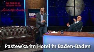 Türchen Nr. 2 – Pastewka im Hotel in Baden-Baden