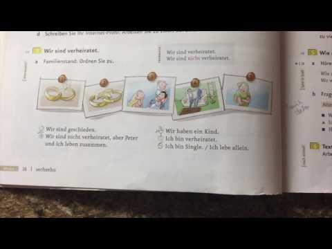 Menschen A1.1 - Lektion 2 - Teil 2