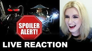 Injustice 2 Fighter Pack 2 Trailer REACTION