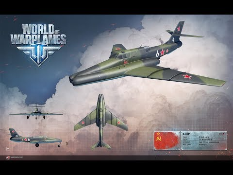 World of Warplanes 2.0.2 | Tier X Russian Attack Aircraft Ilyushin IL-40P.