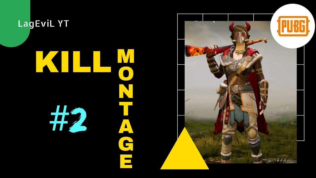 Kill montage #2   LagEviL gameplay in emulator lobby   Road to 25k LagEvil family♥️