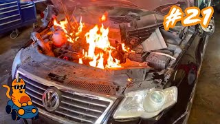 Mechanical Problems Compilation [Part 21] 10 Minutes Mechanical Fails and more
