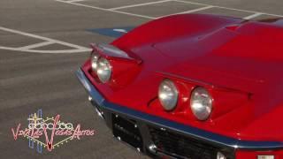 1968 Chevrolet Corvette Convertible by Viva Las Vegas Autos