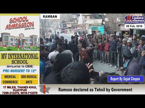 Jammu Kashmir News Round Up 09  Feb 2018