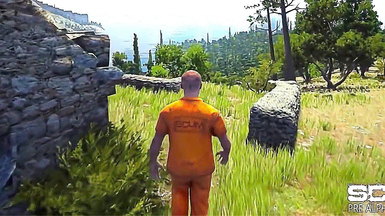 Scum 12 Minutes Of Gameplay Demo New Open World Prison