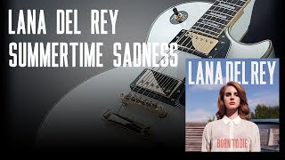 "Rocksmith 2014 - CDLC: Lana Del Rey ""Summertime Sadness"" Lead"