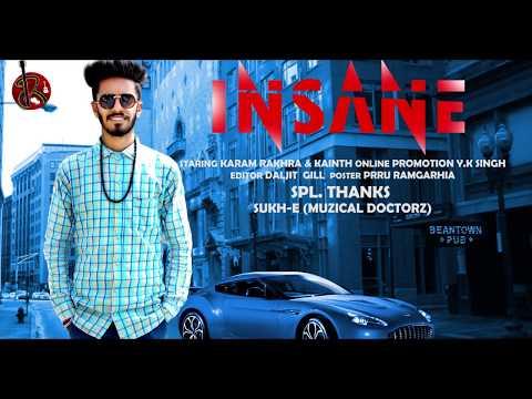 Insane 2 (Motion Poster) Sukhe | karam...