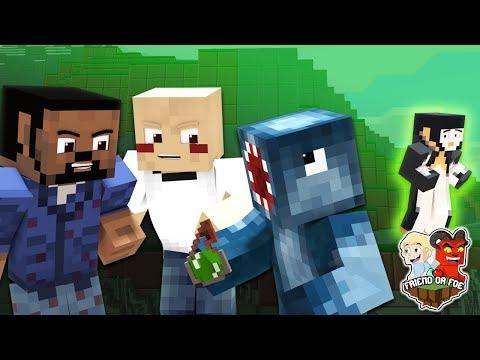 THE PLOT TO KILL SB - Minecraft Friend Or Foe #17