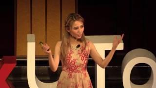 Meaningful Silence | Sarah Àlainn | TEDxUTokyo