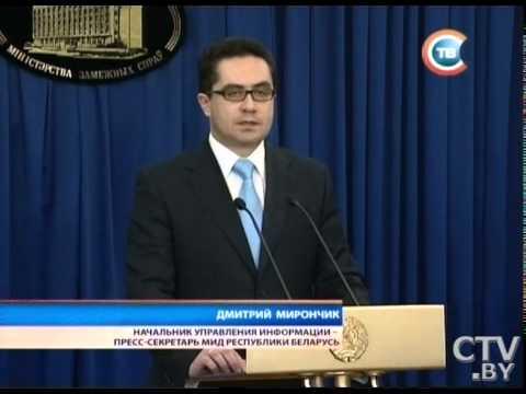 CTV.BY: Пути решения нагорно-карабахского конфликта обсудят в Минске 12 марта