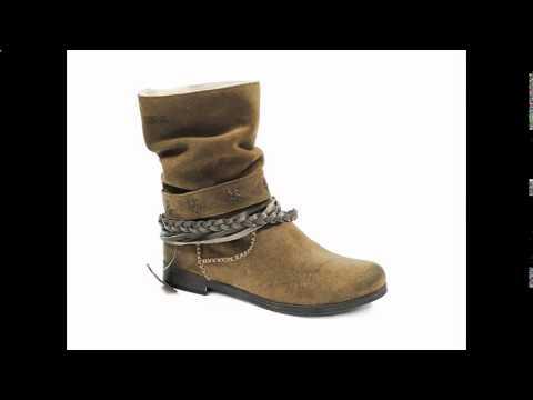 обувь сапоги женские зимние