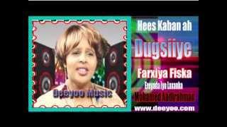 Farxiya Fiska Kaban 2013 Hees Deeyoo Somali Music