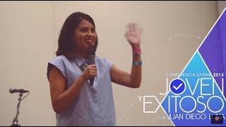 Melissa Diaz de Luna - Testimonio - Joven y Exitoso 2015