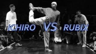 Ichiro (HUN) VS Rubix (FR)   (TOP 16) LFN EUROPE BATTLE 2K19