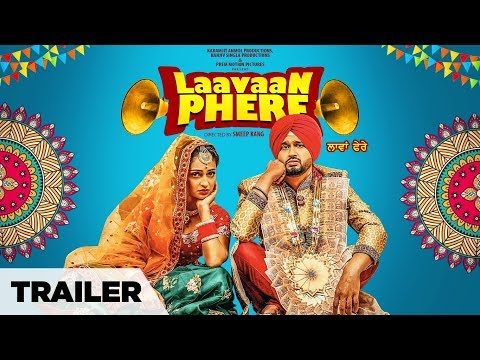 Laavaan Phere Trailer Roshan Prince, Rubina Bajwa |