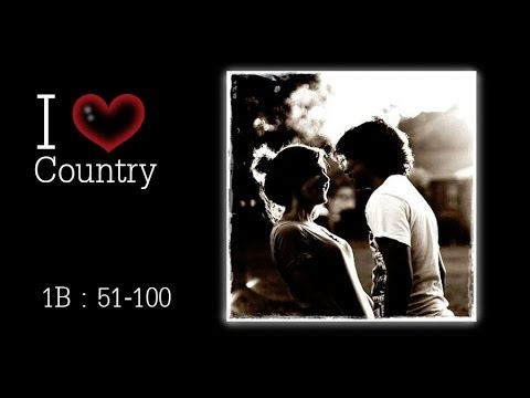 Country Songs** i Love Country #1B ** 50 Songs