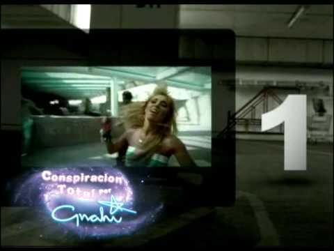 Anahi en el Lugar No. 1 de Descarga Top 5 Music Boox