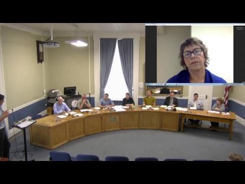 City of Plattsburgh, NY Meeting  6-15-17