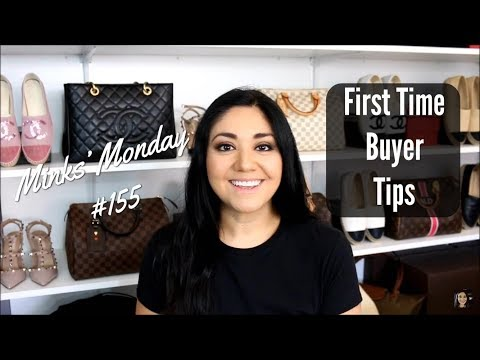 Minks' Mondays #155 | First Time Buyer Tips