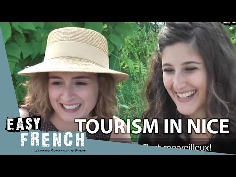 Easy French 4 - Tourism in Nice