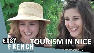 Tourism in Nice | Easy French 4