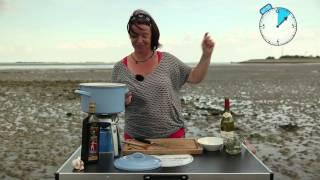 Miesmuscheln kochen à la Provence: 15 Minuten Muscheln