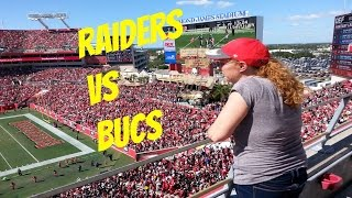 Oakland Raiders vs Tampa Bay Buccaneers |