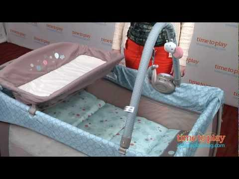 Ingenuity By Bright Starts Washable Playard From Kids Ii Youtube