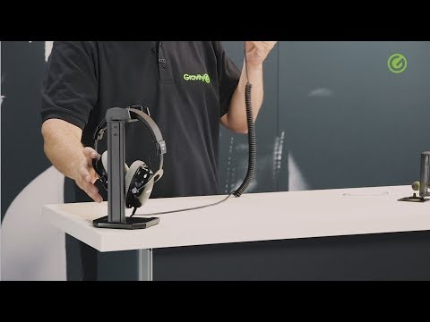 Gravity - Headphone Holders