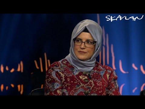كيف علّقت خطيبة خاشقجي على أحكام الإعدام الصادرة في جريمة قتل الصحفي السعودي ؟…  - 00:58-2020 / 1 / 15