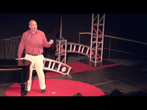 The power of wonder: Jeff Hoffman at TEDxYoungstown