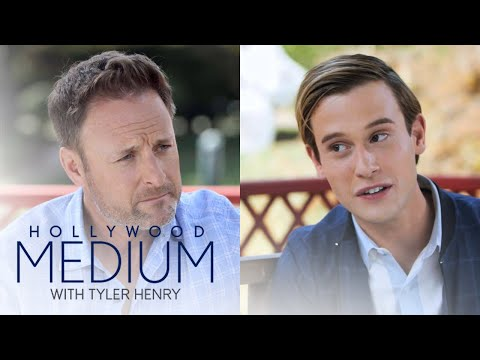 Chris Harrison Is Curious About Tyler Henry's Ability  Hollywood Medium with Tyler Henry  E!