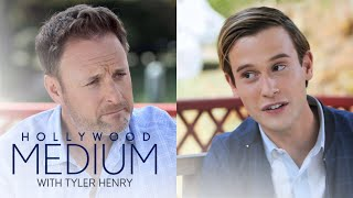 Chris Harrison Is Curious About Tyler Henry's Ability | Hollywood Medium with Tyler Henry | E!