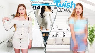 Transforming Wish Clothes into BETTER Clothes #2 !! *WISH ME LUCK*