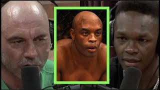 Israel Adesany Reflects on Fighting Anderson Silva | Joe Rogan