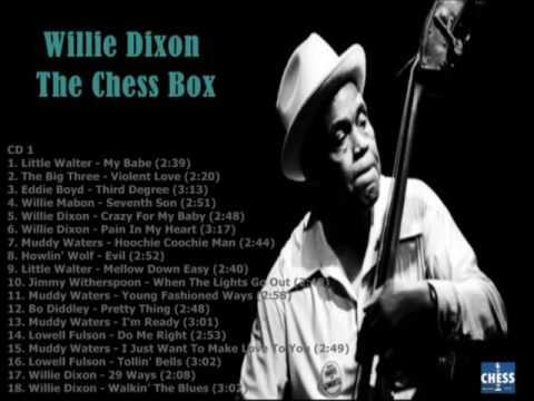 Willie Dixon - The Chess Box [CD 1]