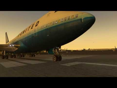Testing New Features in X-Plane 11