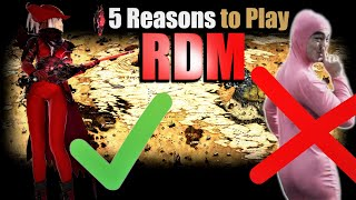 Why you should PĮay Red Mage | And what other Jobs do better