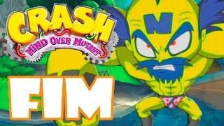 CRASH MIND OVER MUTANT #11 - FINAL MUTANTE