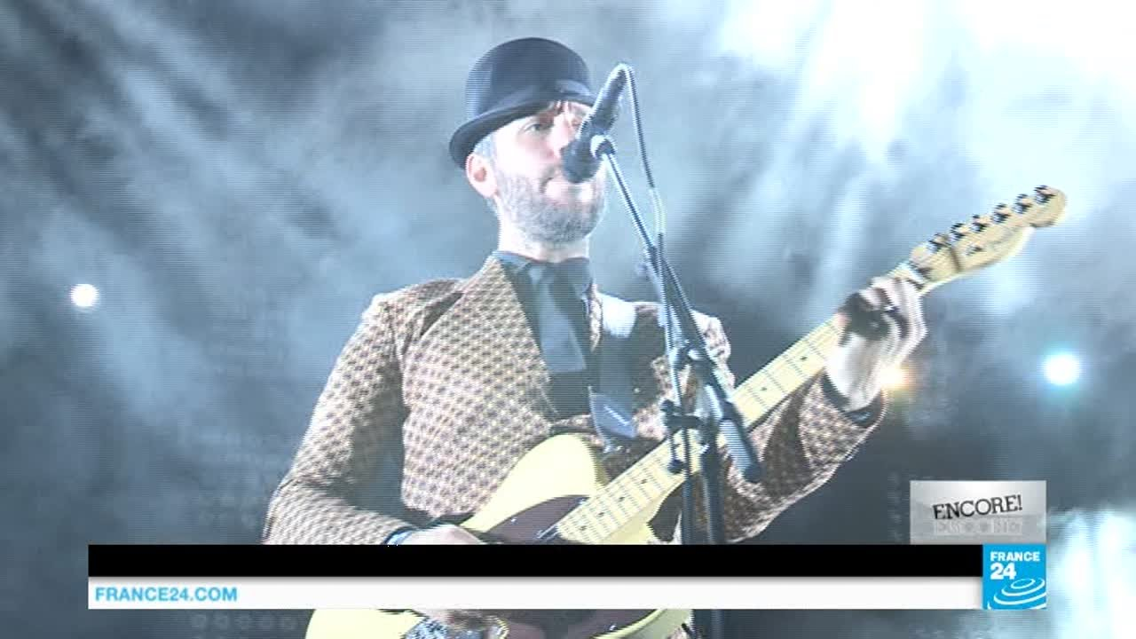 France's favourite Englishman Charlie Winston on his rise to the top
