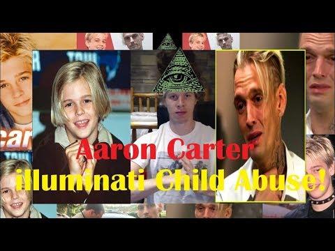 illuminati Hollywood Child Abuse: Aaron Carter